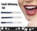 Frete grátis!!! Top de vendas 44% dentes CP gel clareador com peróxido de carbamida ponta, dentes tinta branca