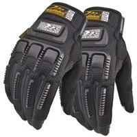 Männer Taktische Handschuhe Thermische Gauntlet Fahren Wrestling hHunting Palm Pad Abgrifffeste Radfahren Handschuhe Bildschirm Touch guantes moto
