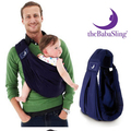 2015 algodão Suspensórios Infantis Respiráveis theBabaSling Recém-nascidos envoltório Estilingue Transportadora Ajustável Suspensórios Mochilas Bebê Esponja