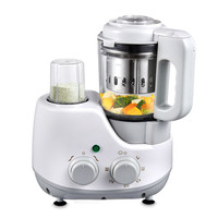 Food Mixers Auxiliary feeding machine infant multi function mini automatic cooking mixer baby auxiliary food grinder.