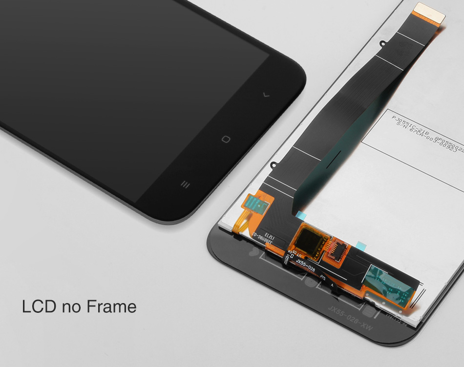 HTB11ZERgr1YBuNjSszeq6yblFXav For Xiaomi Mi A1 LCD Display + Frame 10 Touch Screen For Xiaomi Mi 5X LCD Digitizer TouchScreen Panel Replacement Spare Parts