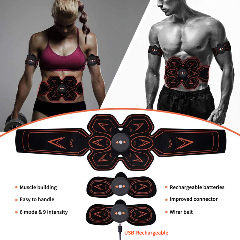 EMS Abs toning machine for men and woman