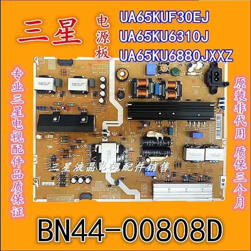 Original pour Samsung UA65KUF30EJ UA65KU6880JXXZ UA65KU6310J carte d'alimentation BN44 00808D-in Circuits from Electronique    1