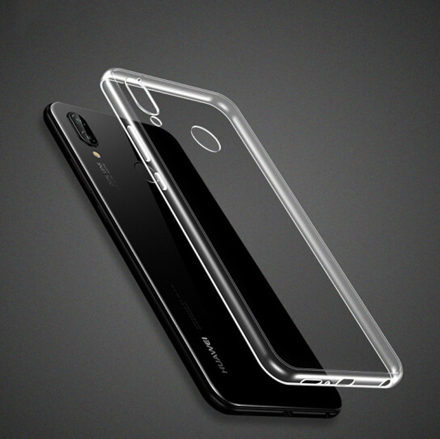 Ốp Lưng Dẻo Silicone Huawei Mate20 Mate10 P20 Lite Pro Danh Dự 8C 8A 8X9 P8 P9 Lite 2017 P thông minh 2019 Trong Suốt TPU Cover