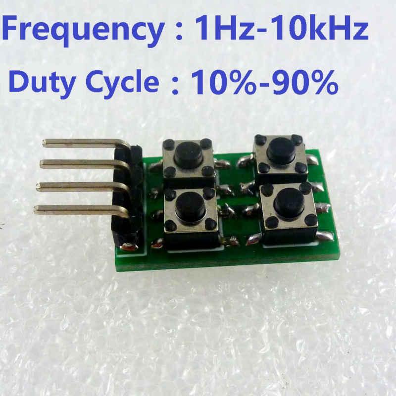 Модуль генератора импульсов SG11A02 1 10 кГц рабочий цикл и частота регулируемый ШИМ