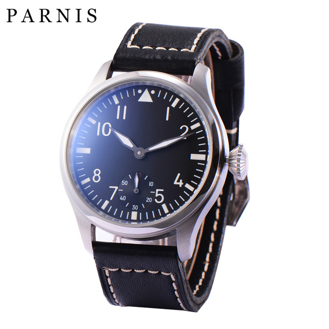 PARNIS Mechanical Watches Man Hand Winding Classic horloges mannen Clock Men watches 2018 Luxury Brand Wrist WatchPARNIS Mechanical Watches Man Hand Winding Classic horloges mannen Clock Men watches 2018 Luxury Brand Wrist Watch