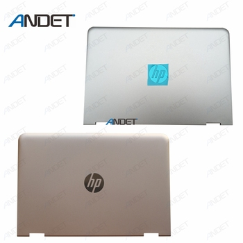 New Original for HP Pavilion X360 13-U series LCD Back Cover Rear Lid Top Shell Silver 856004-001 Gold 856003-001