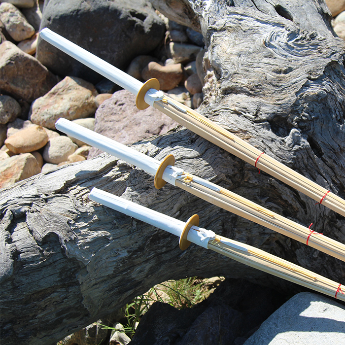 Kendo Shinai Bamboo Swords  Cosplay Performance Personal Collection Home Decor Kendo Exercises Cosplay Props Shipping Free