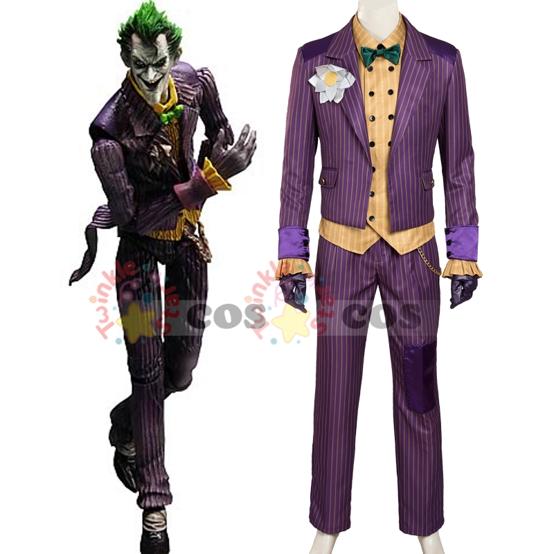 Joker Adult Costume 17