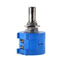 Free Shipping 3590S-2-502L 3590S 5K ohm Precision Multiturn Potentiometer 10 Ring Adjustable Resistor