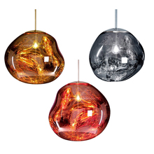 Creative lamp personality postmodern Pendant lamp Nordic living room restaurant shop modern lava home lighting LED lamps personality simple modern led creative aluminium pendant lamps cover room restaurant bar study taipei europe lamp pendant fg280