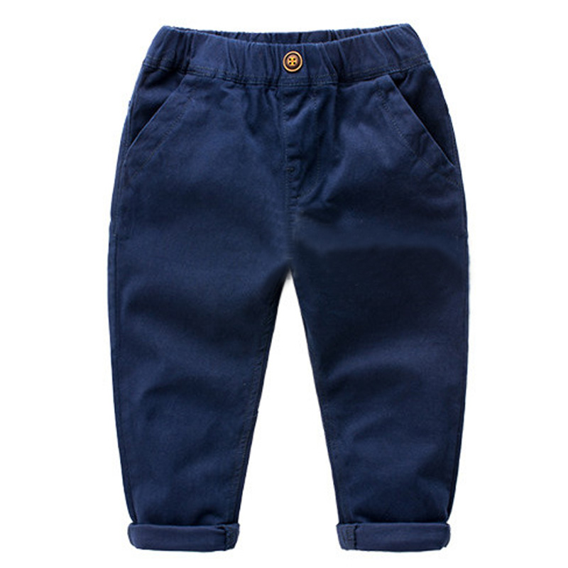 2017 New Leggings Baby Boys Casual Pants Children s Leggings High Quality Cotton Trousers Spring Autumn