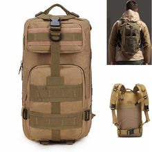 Outdoor Military Army Rucksacks Nylon 3P Tactical backpack Sports Camping Hiking Travelling Trekking Fishing Hunting Bags все цены