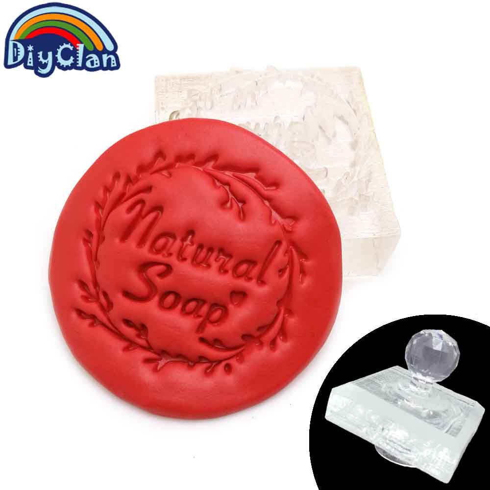 DIY resin chapter Artificial soap making of pure nature handmade Resin stamp chapter natural soap diy patterns Z0139NS aj142005 artificial stone style resin bathroom soap dish holder gold copper