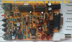 7.023 MHz Super RM kit CW shortwave radio transceiver DIY kit