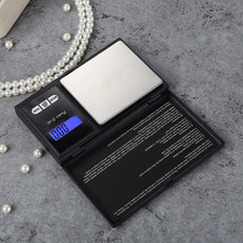 Mini Flip-open Jewelery Scales Libra Balance Digital weights Nest Gramera Weight Scale Amount Precision Kitchen Electronic Scale laboratory balance scale 50g 0 001g high precision jewelry diamond gem lcd digital electronic scale counting function portable