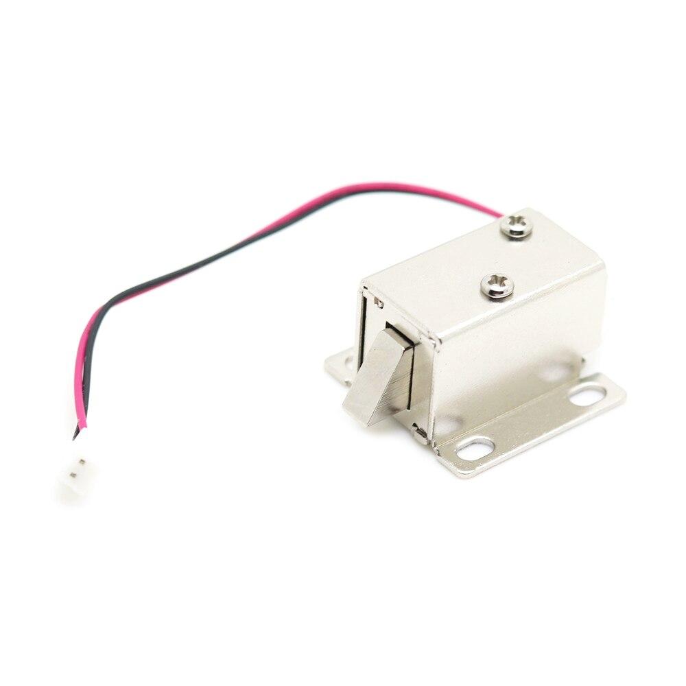 Dc 5v 6v Mini Small Size Solenoid Electromagnetic