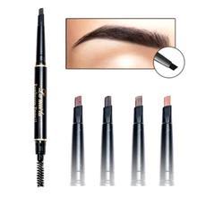 1Pc Eyebrow Enhancer Waterproof Eyebrow Pencil Auto Long Lasting Eye Brow Drawing Makeup Pen YE1-5