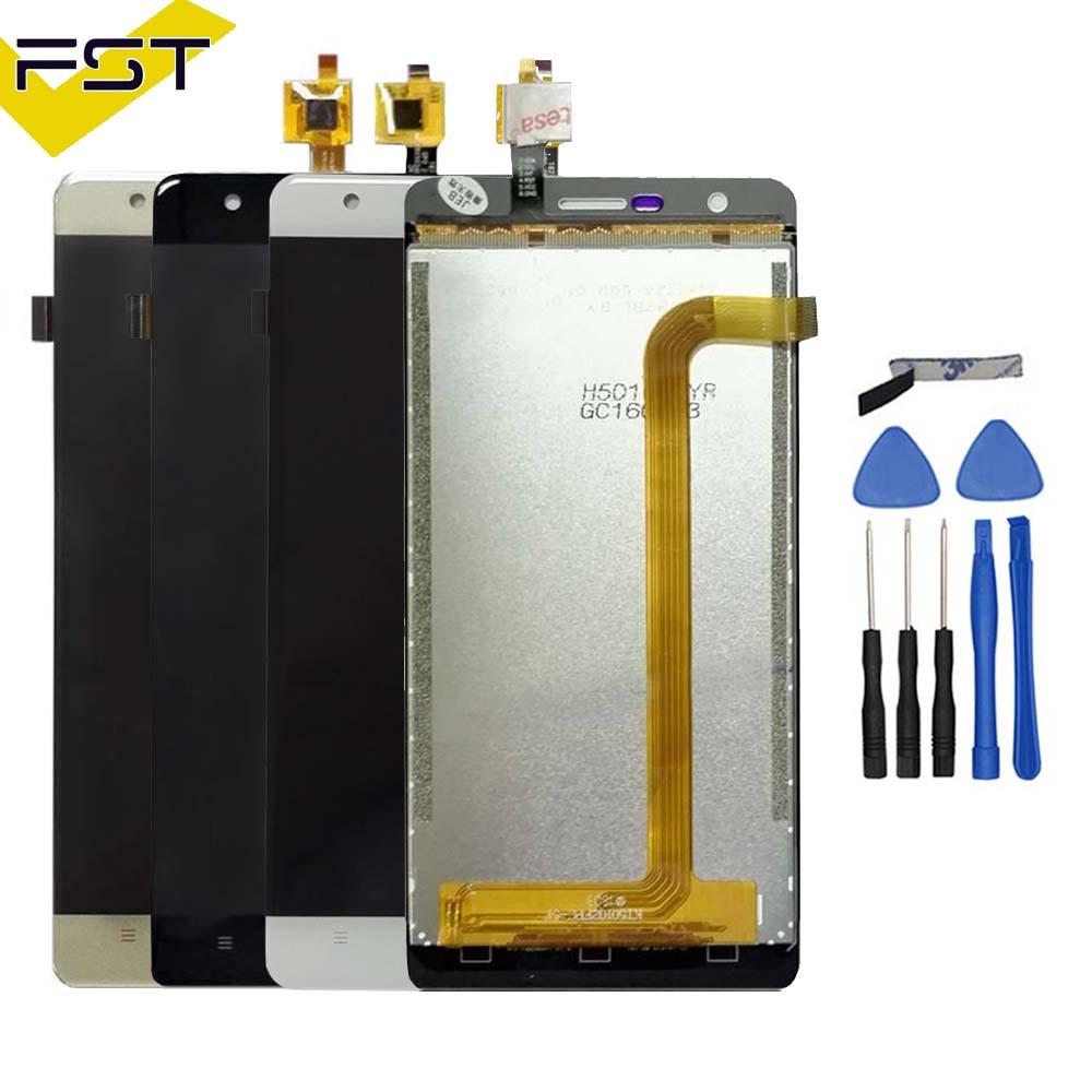 Für Oukitel K4000 Lite LCD Display + Touch Screen 100% Getestet LCD Digitizer Glas Ersatz Für Oukitel K4000 Lite
