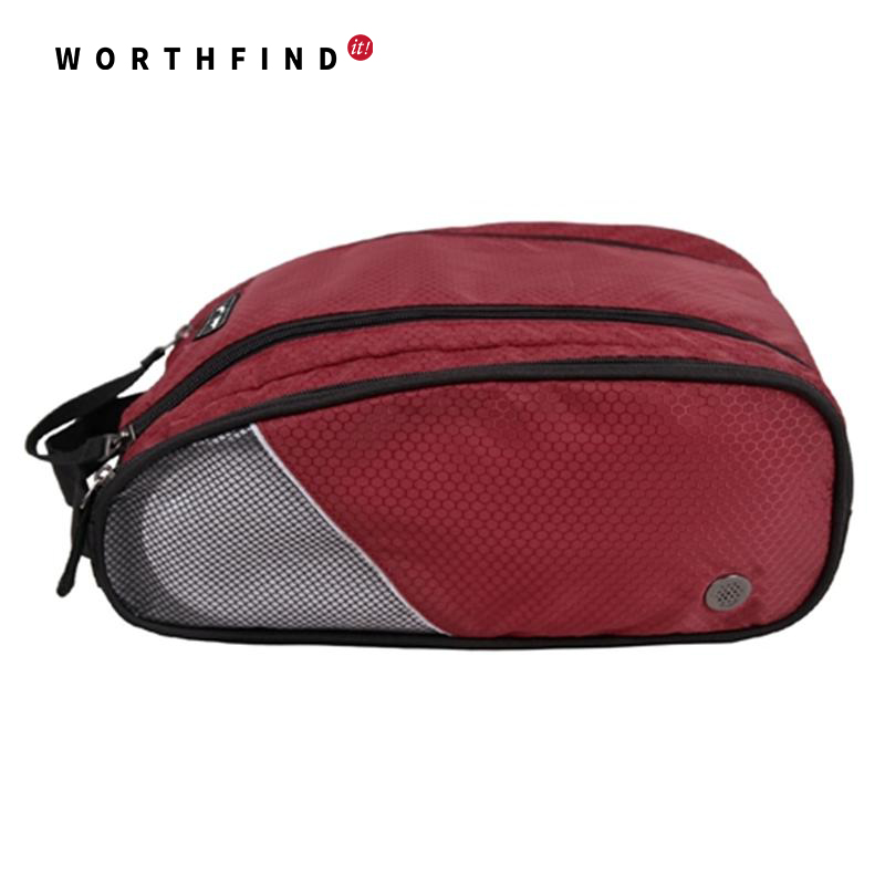 WORTHFIND Shoes Bag Double Compartments Multifunction Women s and Men s Travel Bags Bussiness Travel Bag
