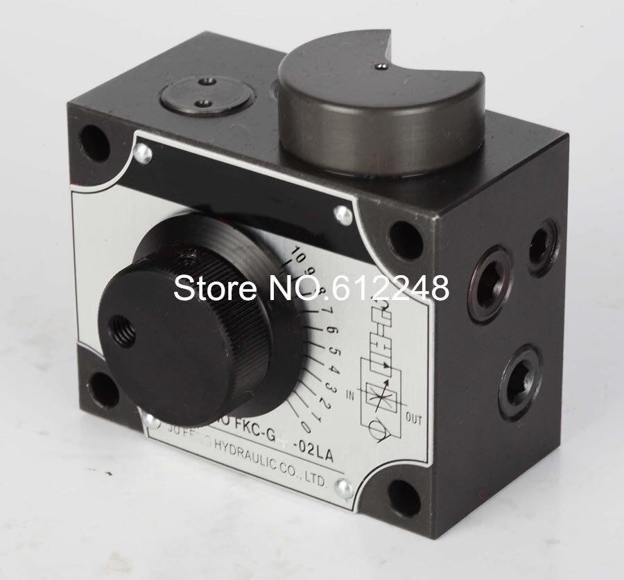 Mechanical flow control valve FKC-G03-03ALI FKC-G03-03ALMechanical flow control valve FKC-G03-03ALI FKC-G03-03AL