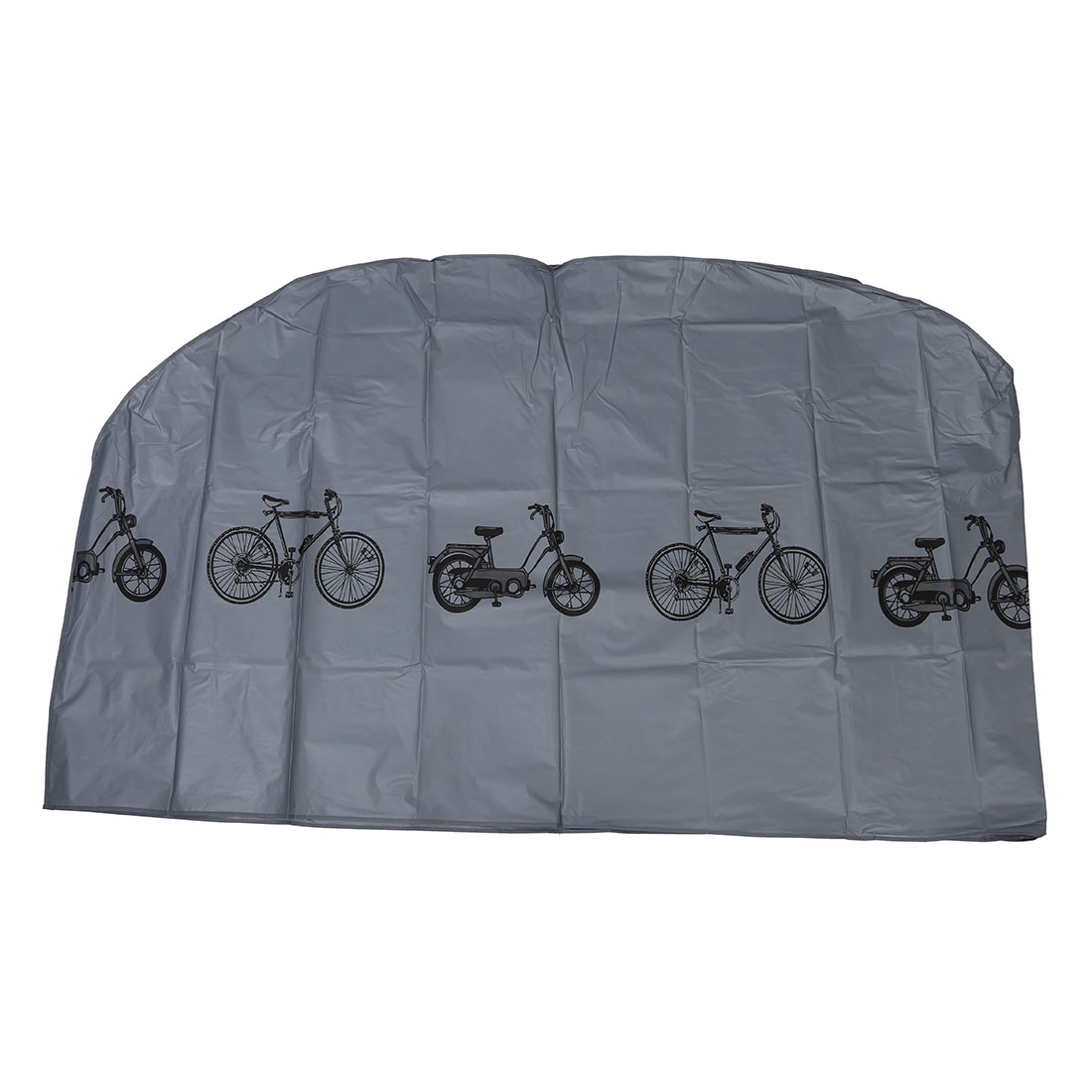 Bicycle Bike Rain Dust Snow Waterproof Cover - Grey ...