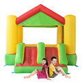YARD Double Slide Home Use Inflatable Bouncers Outdoor Indoor Toys for Kids Special Offer for Hot Zone