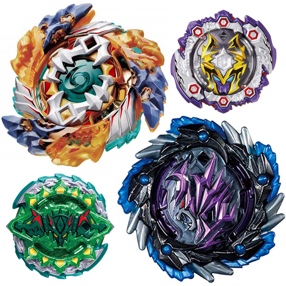 Hot Beyblade Burst Starter Bey Blade Blades Metal Fusion Bayblade Stater Set High Performance Battling Top