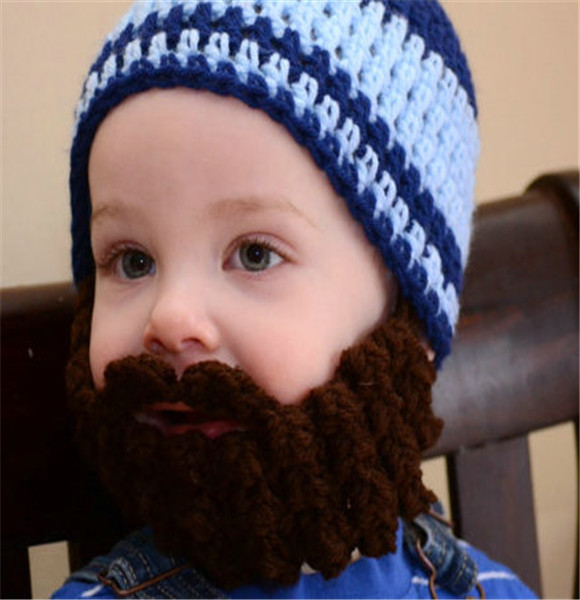 Child Knit Hat With Beard Pattern Reviews