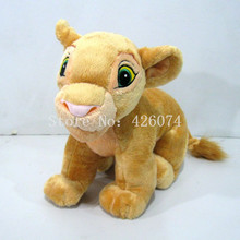 The Lion King Nala Plush Kids Stuffed Animals Toys For Children Gifts 25CM