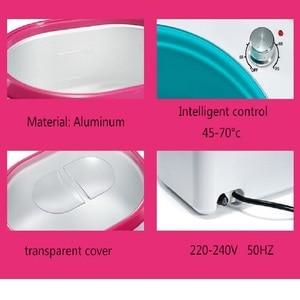 Image 4 - Máquina de cera de parafina calentador de manos para baño de parafina y calentador de cera de baño de pies para depilación Dispositivo de depilación de fusión de cera