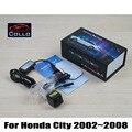 Para Honda City 2002 ~ 2008 / 12 V Car Styling Laser Alarm faróis de nevoeiro / LED / acessórios Auto traseira Anti colisão Haze lanterna traseira