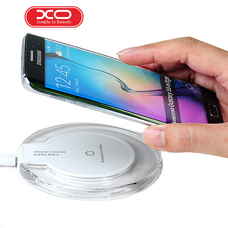 XO Qi Wirless Charger fast charging mobile phone charger for Samsung galaxy s9 plus 10W 5W wirless charger for iPhone 8 plus