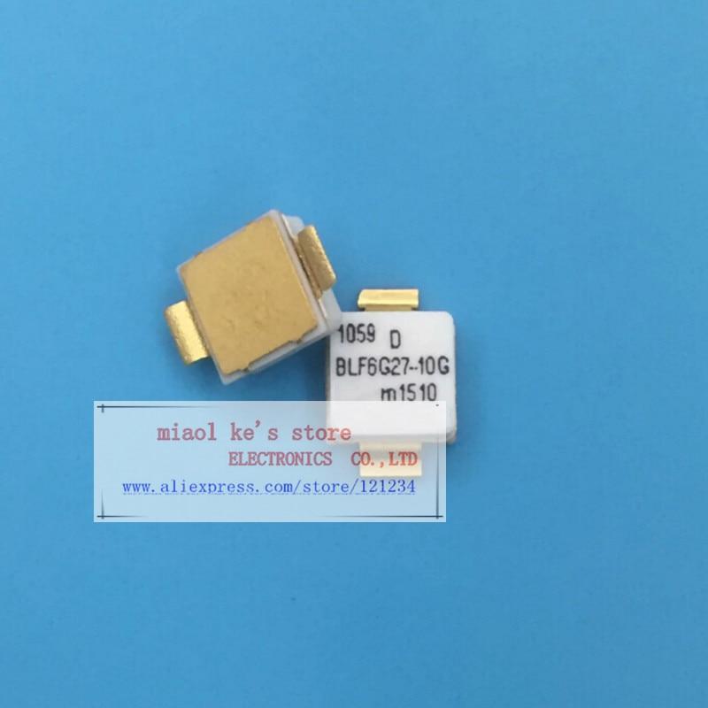BLF6G27-10G  blf6g27-10g BLF6G27 - 10G - RF FET LDMOS 65V 3.5A 2W 19dB 2.5GHz-2.7GHz SOT975C - original TransistorBLF6G27-10G  blf6g27-10g BLF6G27 - 10G - RF FET LDMOS 65V 3.5A 2W 19dB 2.5GHz-2.7GHz SOT975C - original Transistor