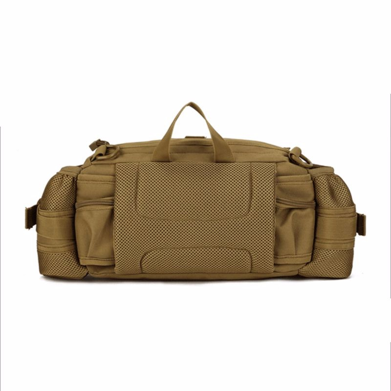 cushion on back of waist pack
