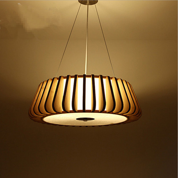 Creative restaurant meal lamp living room lamp headlight lamps Nordic atmosphere Japanese bamboo chandelier bedroom lamp chandel цена