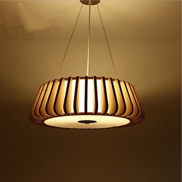 Restaurant créatif repas lampe salon lampe phare lampes ambiance nordique japonais bambou lustre chambre lampe chandel
