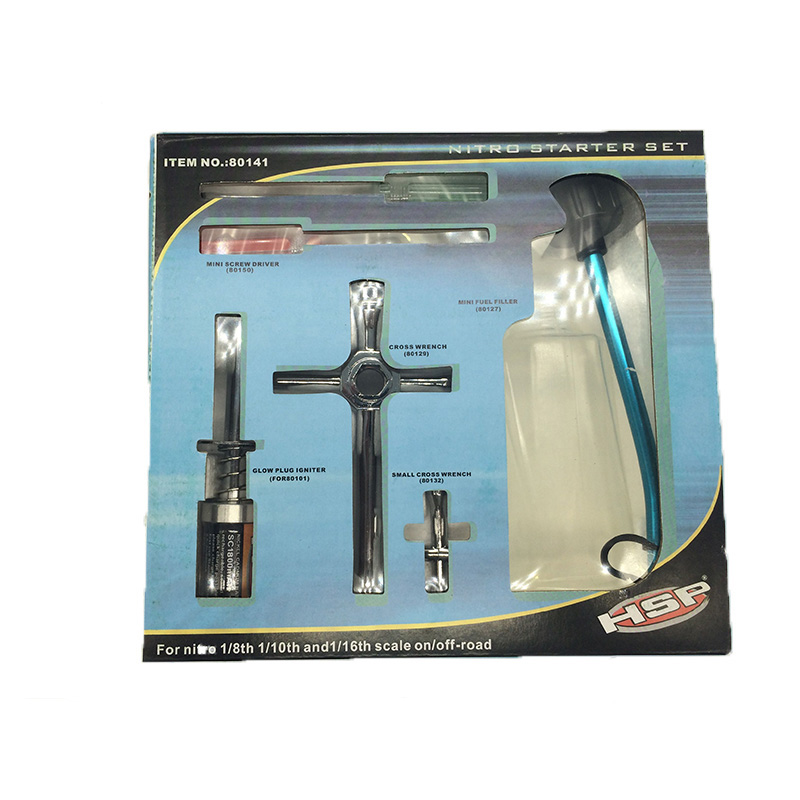 Free shipping 80142 80101 80125 80132 80129 80150 RC car 1/10 1/8 1/16 HSP Infinite Ignition Oil Truck Start Kit Starter Tools 1800mah rechargeable glow plug igniter ignition starter kit ac charger for gas nitro engine power 1 10 1 8 rc car hsp 80101