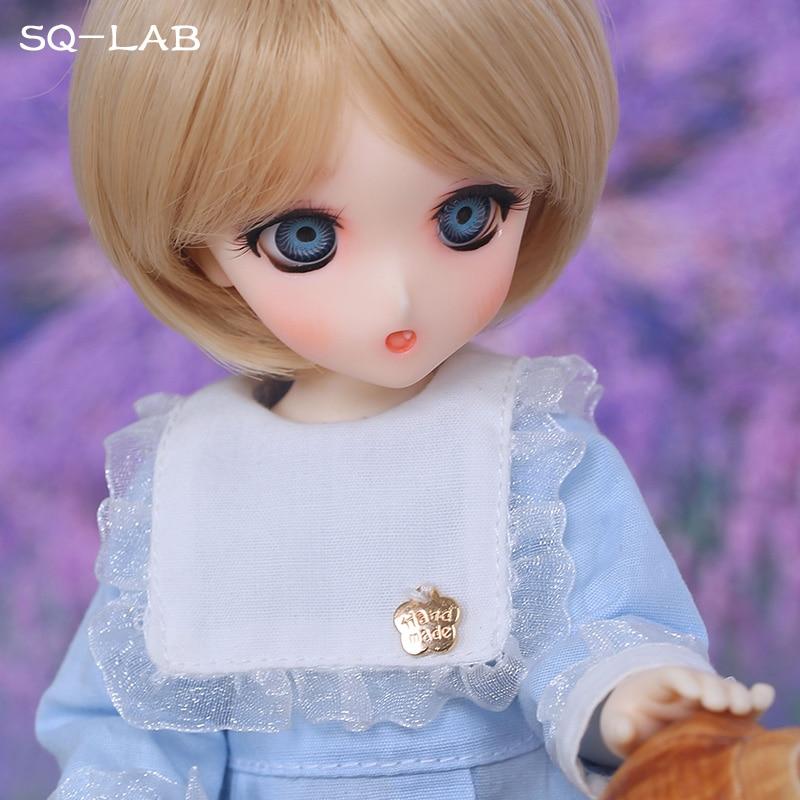 SQ Lab Ren Chibi 26cm 1 6 BJD SD Resin Model Hot Baby Girls Boys Dolls