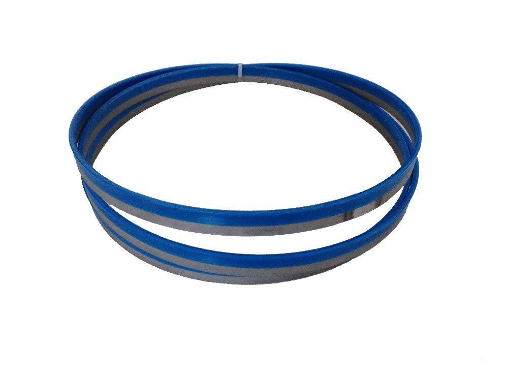 цена на 13*0.65*1425*14tpi M42 bi-metal metal cutting band saw blades durable new 56-1/8 x 1/2