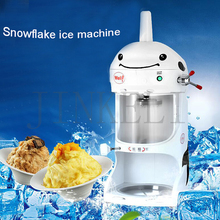 Free shipping Taiwan snack 90kg/h mango ice machine,commercial fruit mein mein ice shaking machine crushed ice cream machine