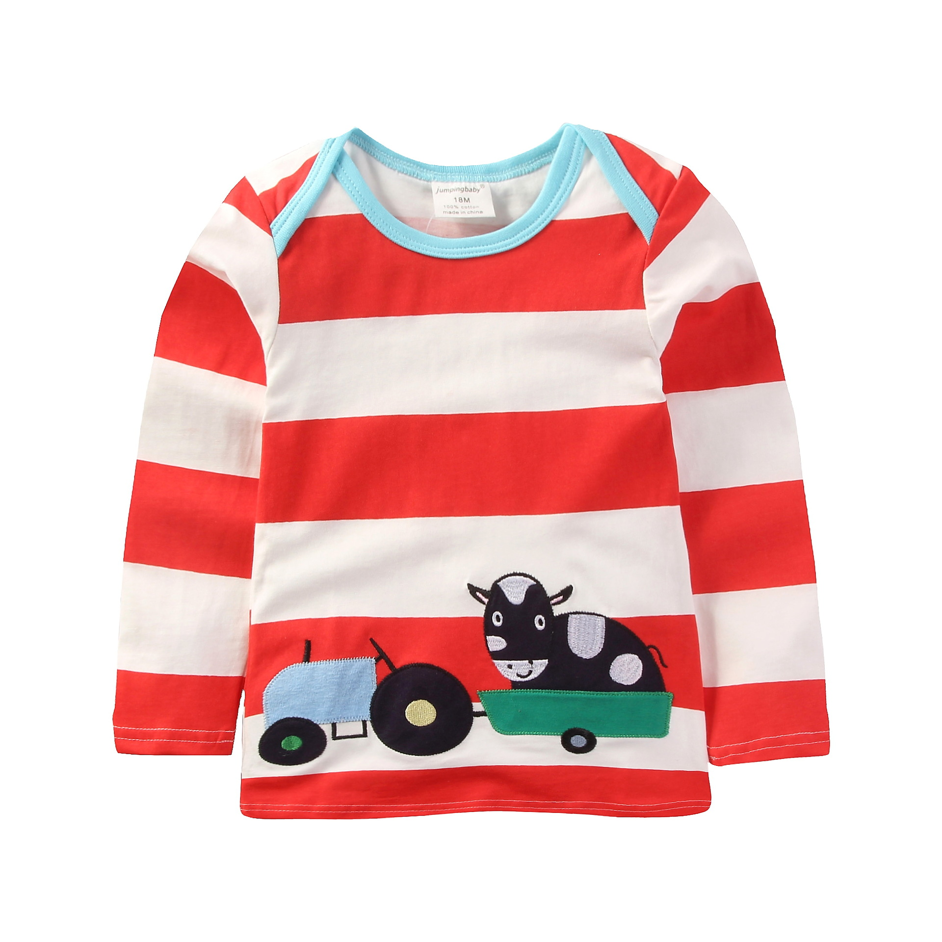 Jumpingbaby Kids Clothes Children Boys T Shirt Baby T