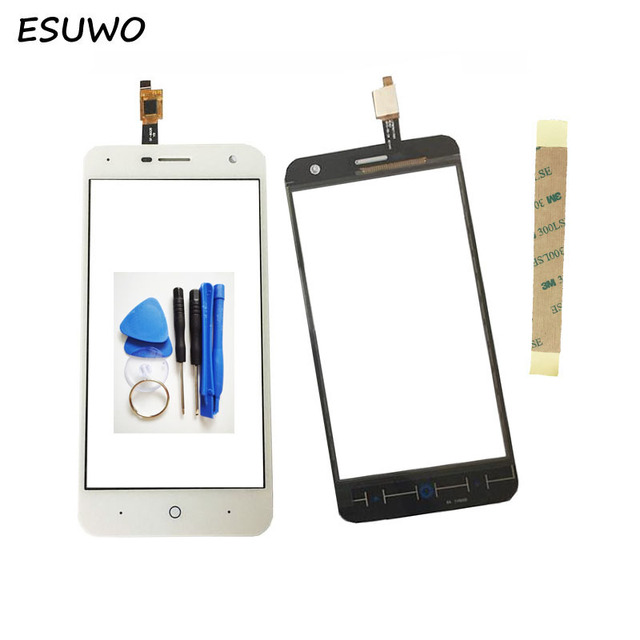 ESUWO Touch Screen Digitizer For ZTE Blade A465 Touchscreen Front Glass Touch Panel Touch Sensor Replacement
