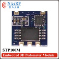 STP100M-Interfaz de salida de Pulso Podómetro 3D Incrustado Módulo