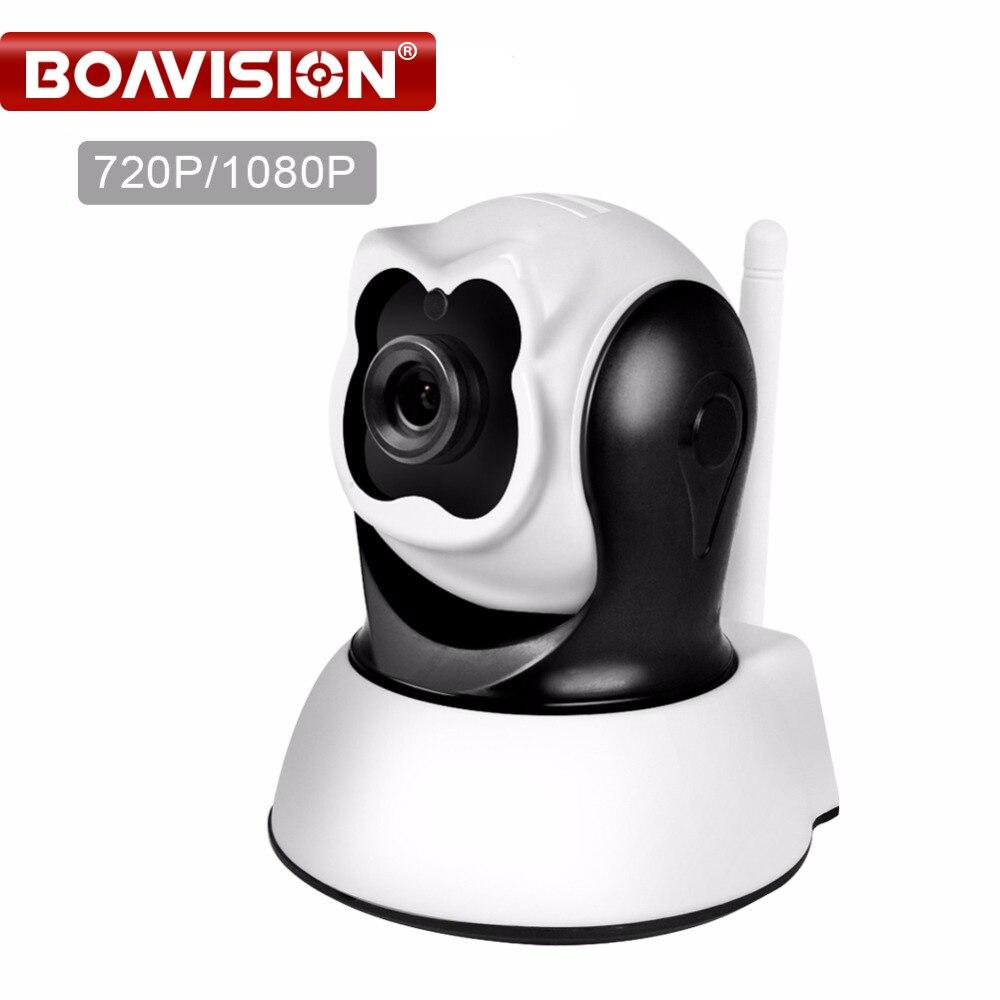 720P 1080P Wifi IP Camera Security Night Vision Two Way Audio Surveillance Network Wireless Wi-fi Smart Cameras Baby Monitor witrue 720p wireless ip camera wi fi surveillance camera two way audio motion detection ir night vision pan