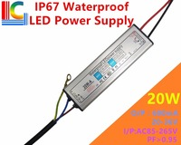 IP67 Impermeable 20 W 30 W 40 W 50 W 60 W 70 W 80 W 90 W 100 W 120 W 150 W 200 W LLEVÓ la fuente de Alimentación 20 V-36 V Adaptador de 110 V 220 V Transformador