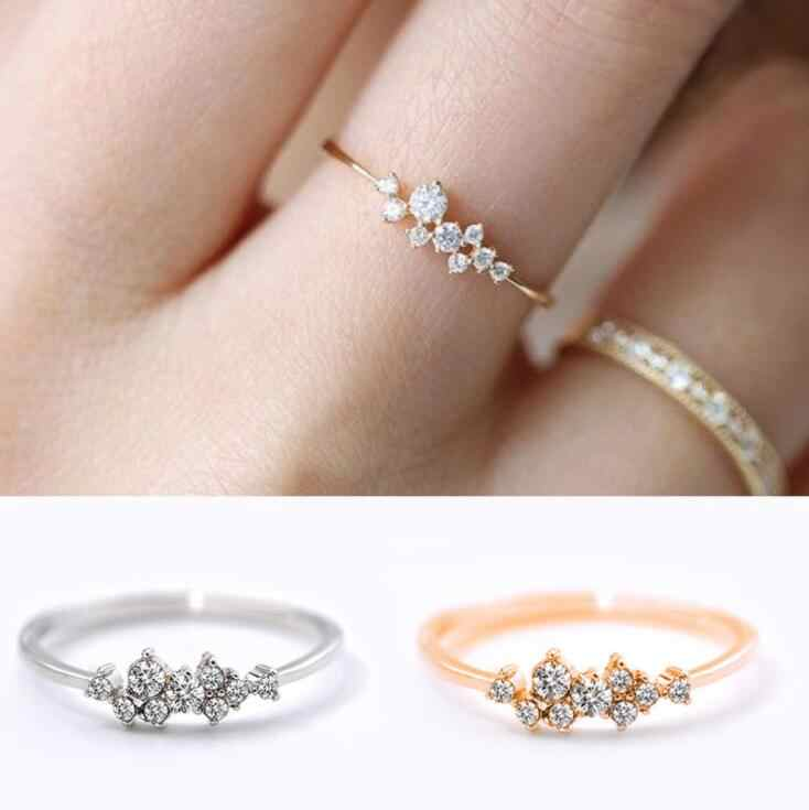 High Quality Hot Fashion Summer Women Ring Gift Finger Jewelry