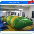 Fress shipping 8m*3m water blob pillow with one pump