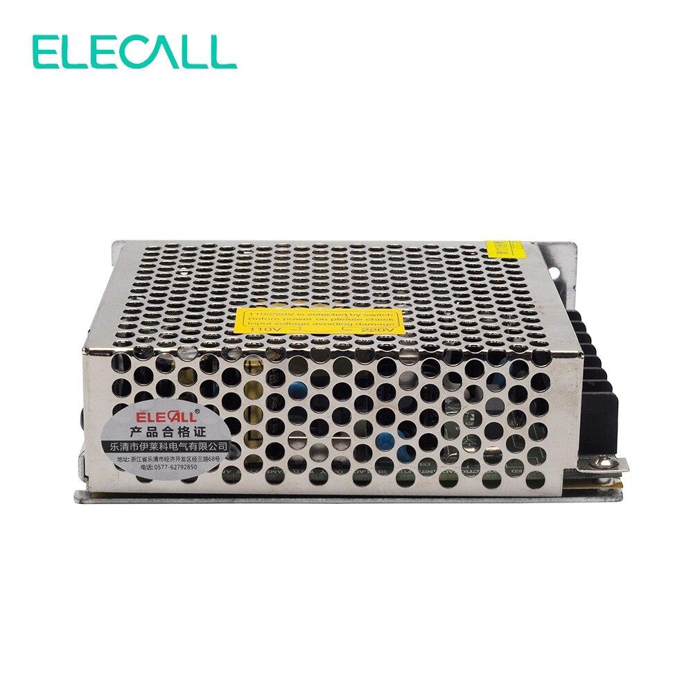 все цены на 5V 4A / 12V 1A 30W Dual Sets Of Voltage Output Switching Power Supply Transformer DC Monitoring LED Lights D-30A онлайн