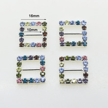 Buy wedding shoes outlet and get free shipping on aliexpress arrival real factory outlet 10pcslot 16mm shape rhinestone buckles diamond wedding decoration banquet dinner junglespirit Choice Image